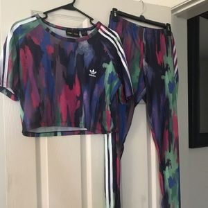 Adidas new outfit